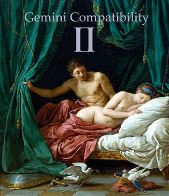 Classical Zodiac Sign Astrology of Gemini Compatibility.