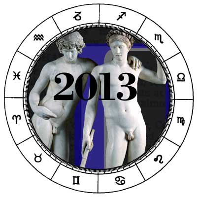 Gemini 2013 Horoscope